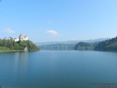 Zamki w Niedzicy i w Czorsztynie