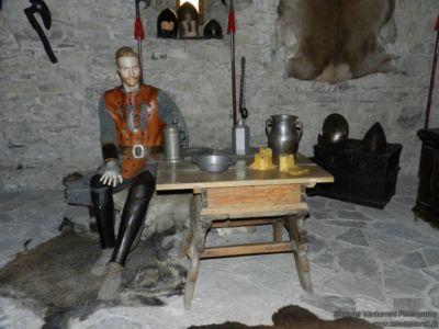 Zamek w Niedzicy - Sala Rycerska